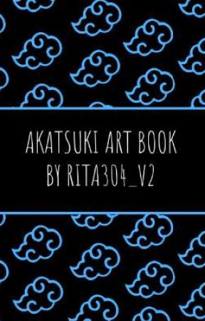 🌻AKATSUKI ART BOOK🌻 by Rita304_V2