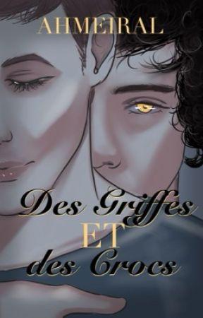 A Coups de Griffes et de Crocs (Original + Larry) by Ahmeiral