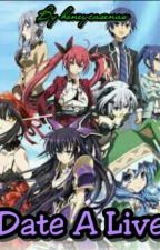 Date A Live by honeycasenas
