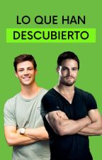 Lo que Oliver y Barry han descubierto (Arrow x Flash) by Myperfectsky