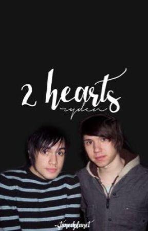 2 hearts || ryden by -stonedplanet