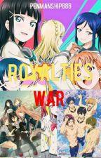 Royalties War by Penmanship888