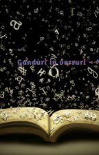 Ganduri in versuri ~ ^^ by NightStoryes1