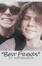 """Best friends"" (Lashton) by daisy-dazed"