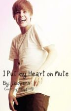 i put my heart on mute ♥♥✬ ̇·٠•●.ஜ♥ஜ.●•٠· ̇✬♥♥ JustinBieber love story by jbloverx