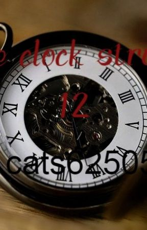 And The Clock Struck 12 by Cats62505