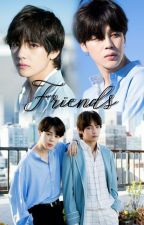 FRIENDS - VMIN FF (ON GOING) by 02_angel_S