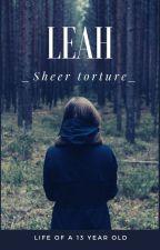 Leah by ariana123marie