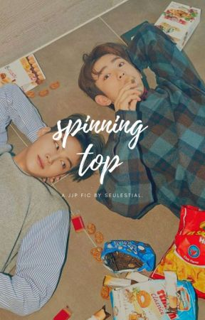 SPINNING TOP♂JJP by seulestial
