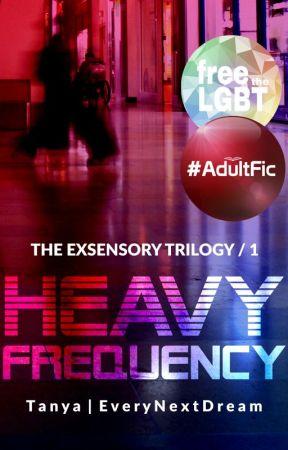 Heavy Frequency [Exsensory Trilogy 1] by EveryNextDream