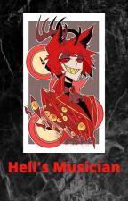 Hell's Musician (Hazbin Hotel x (Alastor's long lost Brother) Male Reader by Genbu_Noir