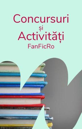 Concursuri și Activități autorstwa FanFicRo
