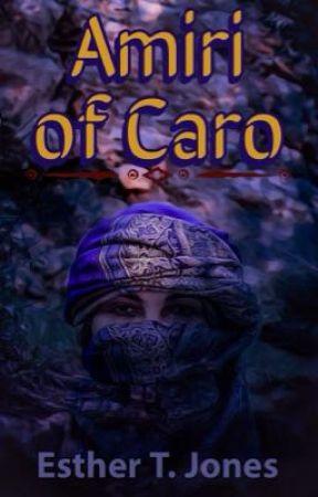 Amiri of Caro by ETJWrites