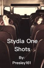 Stiles and Lydia one shot by Presley161