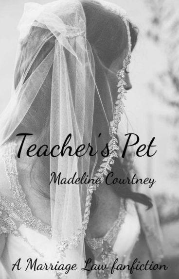 Teacher's Pet (#Wattys2016)