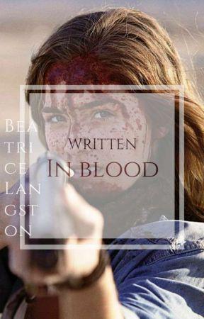 Written In Blood by BeatriceLangston