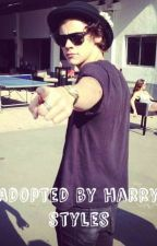 Adopted by Harry Styles by SmokeandRead