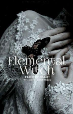 Elemental Witch ↪ X-Men by beepbeeplily