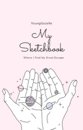 SKETCH BOOK by YoungGazelle