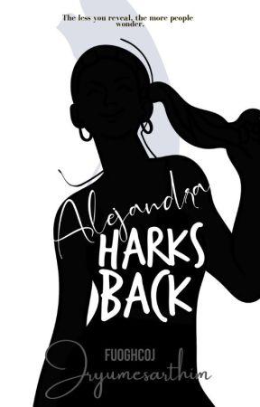 When Alejandra Harks Back by Jryumesarthim