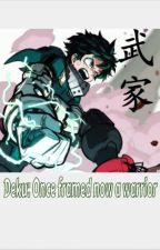 Deku: Once Framed now a Warrior by SakiMisumi123