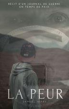 La peur, récit d'un journal de guerre en temps de paix by Samuel-Niary