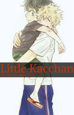 Little Kacchan by SpicyCupcake123