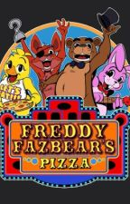 Five Nights at Freddy's by jessicatan14