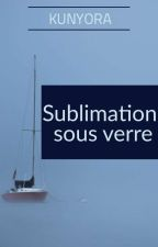 Sublimation sous verre - Journal de bord by Kunyora