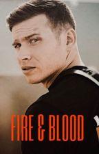 FIRE & BLOOD • EVAN 'BUCK' BUCKLEY / 9-1-1 by stylescaos
