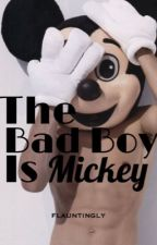 The Bad Boy Is Mickey by flauntingly