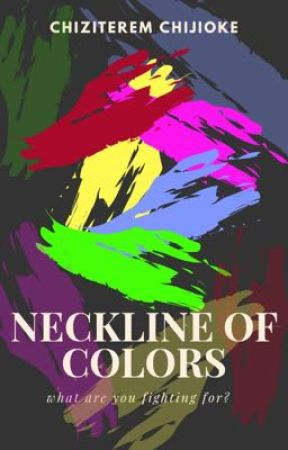 Neckline of Colors  by Finest_Wine