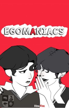 ♚ Egomaniacs ♚ | Vkook by DinsFire