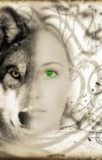 Me, my baby.. And the wolf by JasmineHood