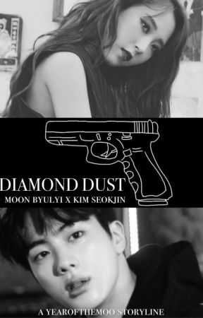 diamond dust || moon byulyi x kim seokjin by yearofthemoo
