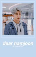 dear namjoon || knj by joonieficss