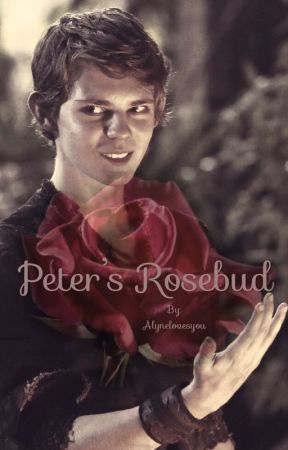 Peter's Rosebud  by Alynelovesyou