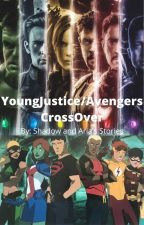 YoungJustice/Avengers CrossOver by ShadowandAriasStorys