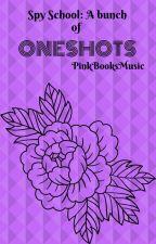 Spy School: A Bunch of Oneshots by PinkBooksMusic