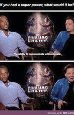 Sebastian Stan&Anthony Mackie Interviews by AlexRomanoff456