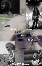 It All Goes Back To The First Kiss (Mayday Parade Fan Fiction) by SuckIT_Horan