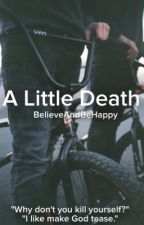 a little death // lashton by BelieveAndBeHappy