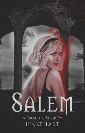 Salem - Graphics {CFCU} by PinkehArt