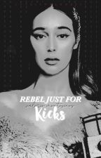Rebel just for kicks ~ ELITE ~ Valerio Montesinos by loveisweakness7