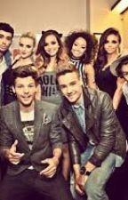 La chica nueva de Little Mix (One Direction) by PhoebeRowling
