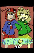 The Matryoshka Smile foundation by Jadelee05