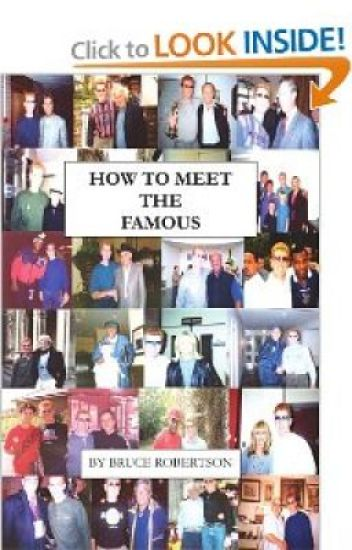 where to meet famous people