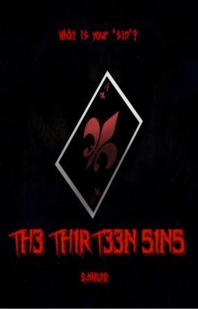 The Thirteen Sins by SHaruto