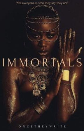 Immortals {Hidden Magic 2} by oncetheywrite