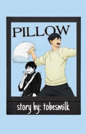 Pillow//Haikyuu!! by tobesmilk